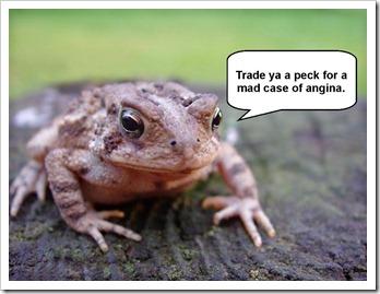 Toad Angina
