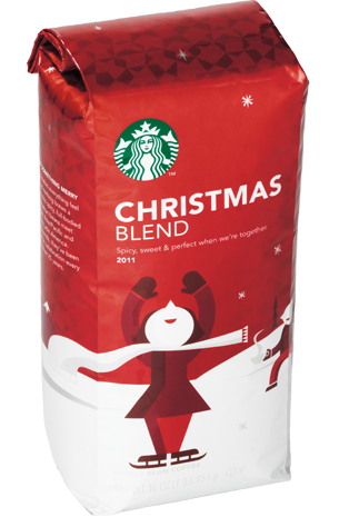 starbucks christmas blend discount