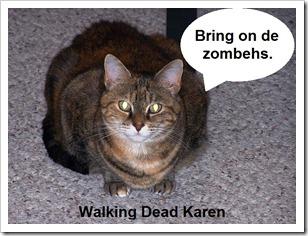Zombie Karen