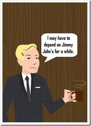 Jimmy John's Alex