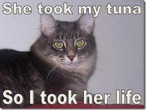 Tuna Murder
