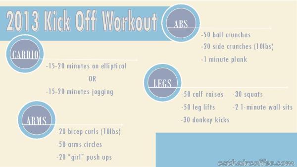 2013 Kick Off Workout
